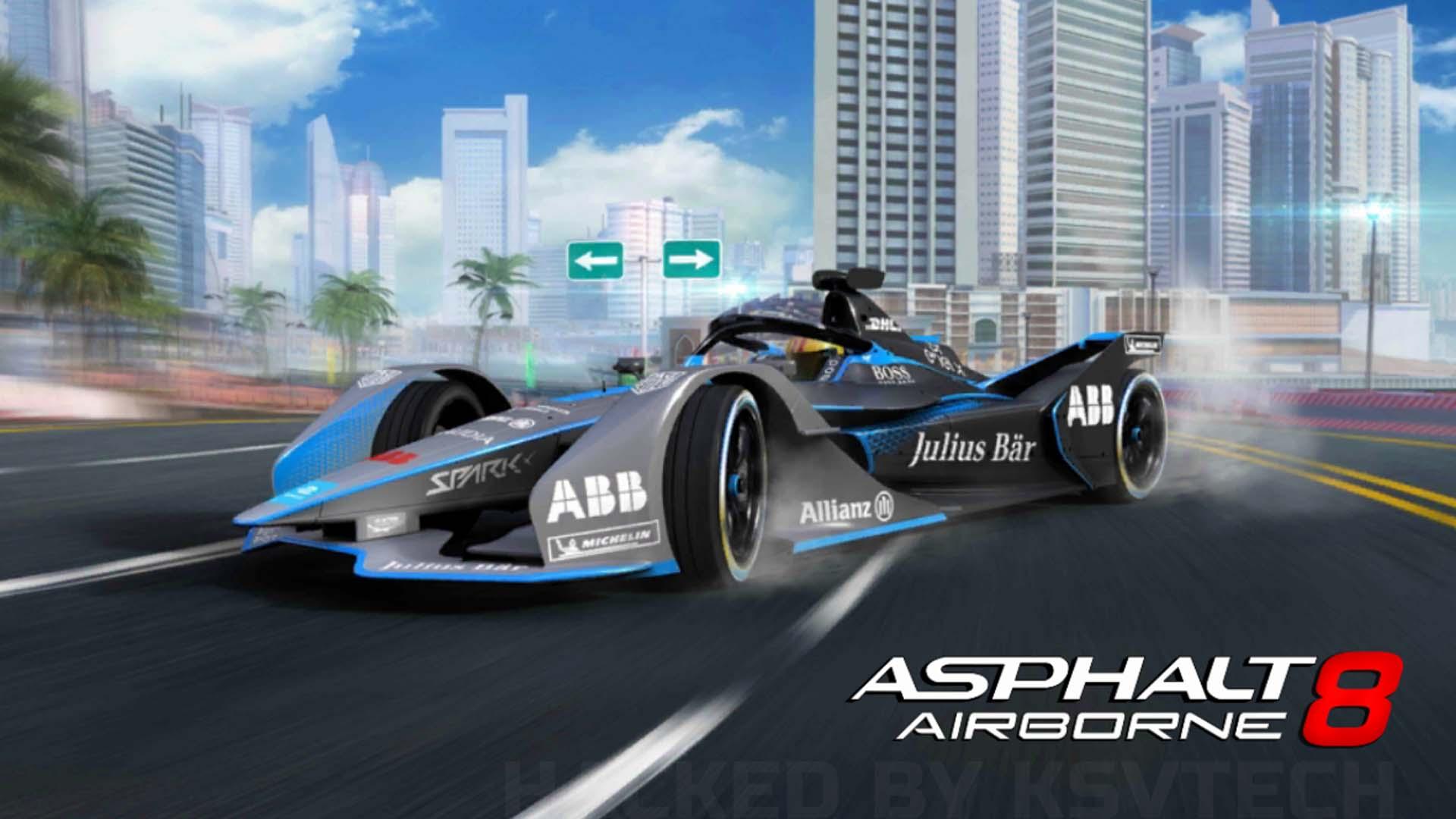 Asphalt 8 Mod apk Androjungle.com